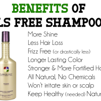 Are you SLS Free? :: Might Want to Check Your Shampoo Label