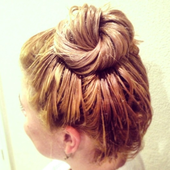 DIY Coconut Oil, Sunflower Oil, Lavender Hair Mask
