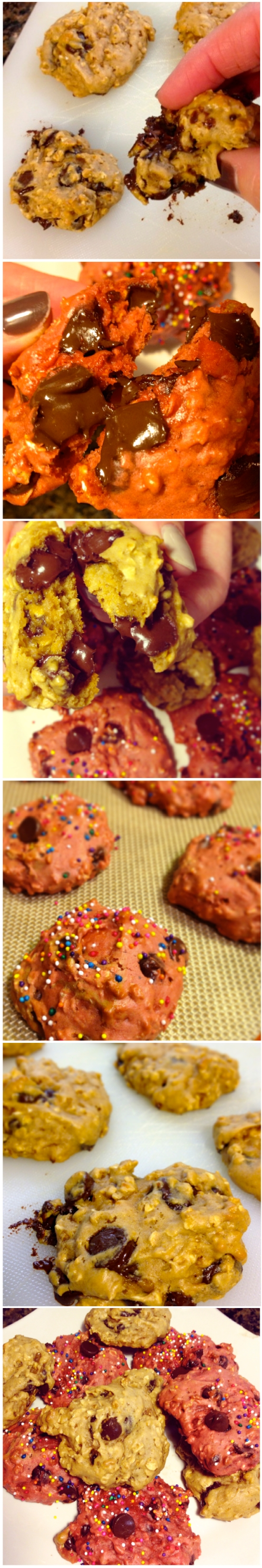 Hearty & Healthy Cookies ::Your body will thank you!