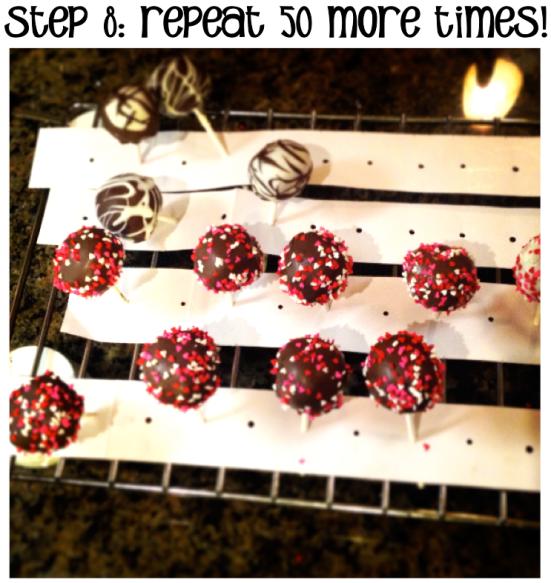 Cake Balls :: Burst of Amazingness