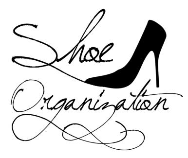 35+ Shoe Organization Tips :: I De-clutter