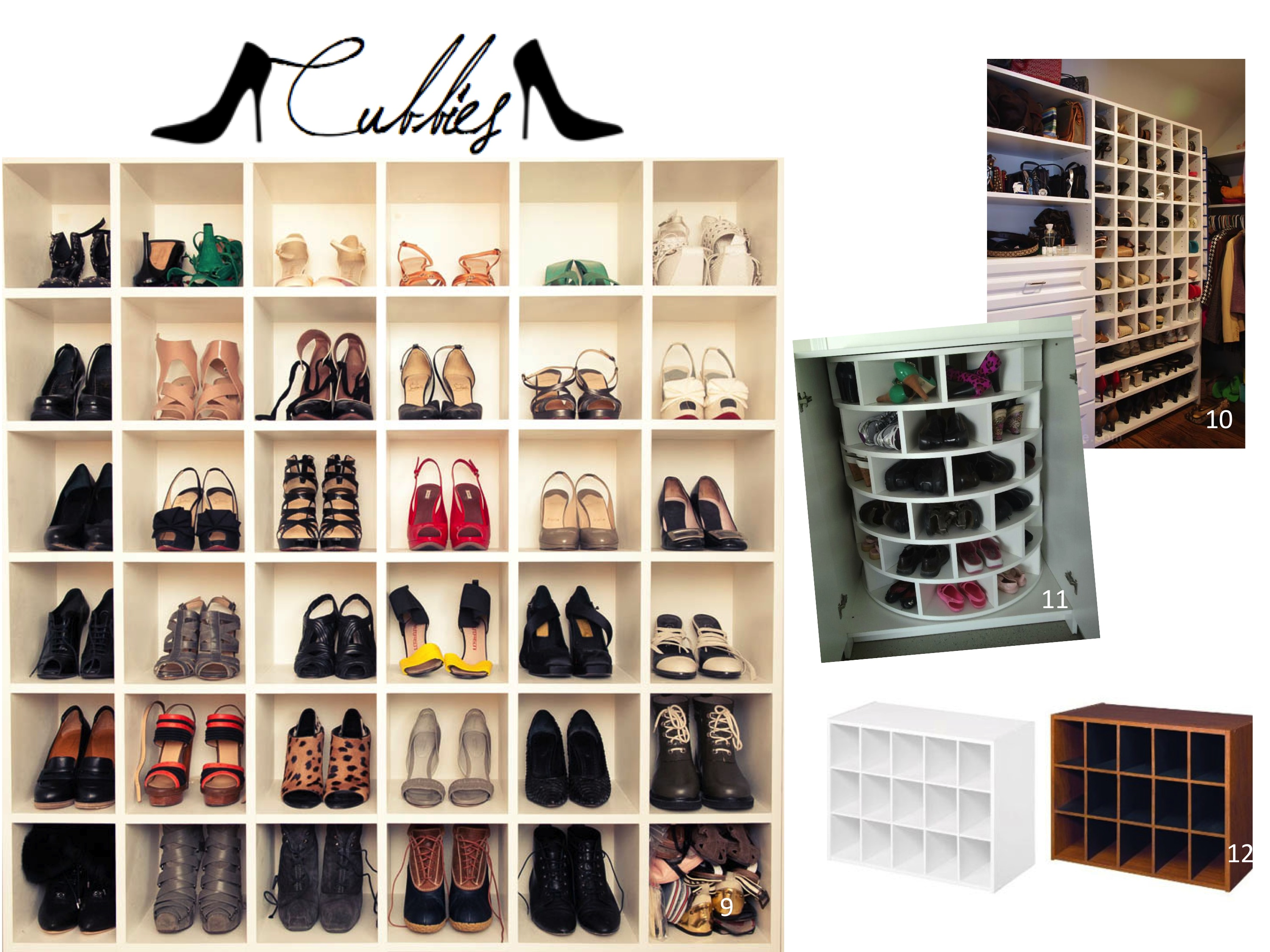 35  Shoe Closet Organization Ideas    I De clutter QAITfHJe
