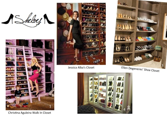 35+ Shoe / Closet Organization Ideas :: I De-clutter