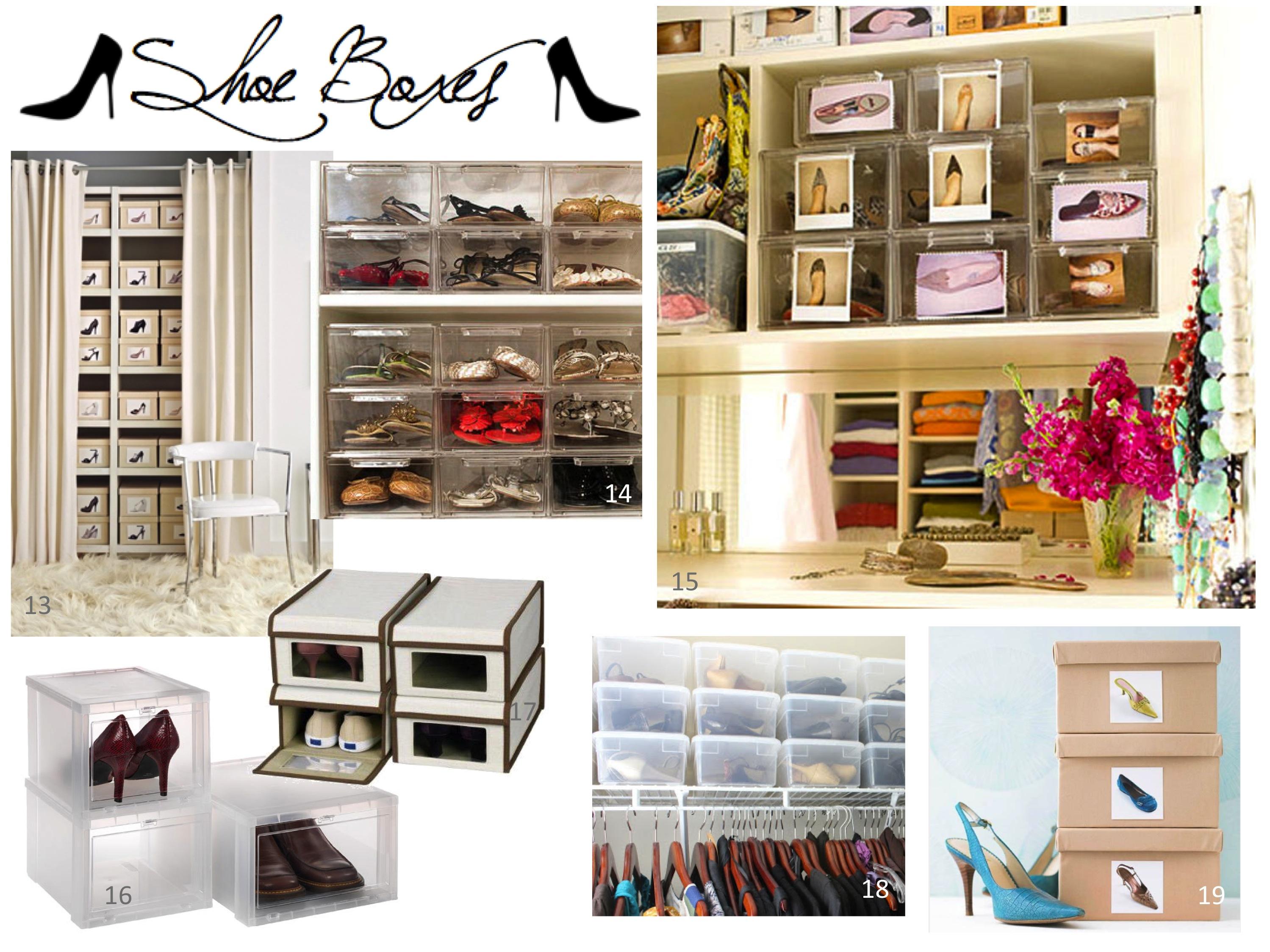 fast inexpensive garage storage ideas - 35 Shoe Organization Ideas I De clutter