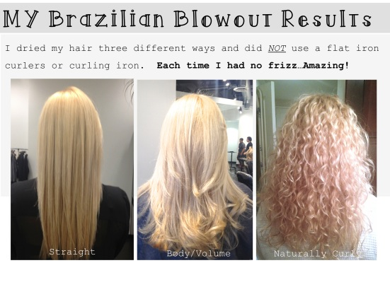 Brazilian Blowout__My Results