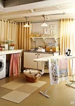 5 Dirty Secrets :: Laundry Room Organization /