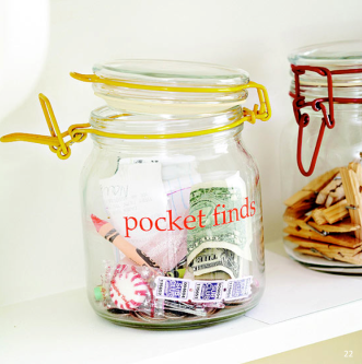 5 Dirty Secrets to Laundry Room Organization / Extra_Pocket Finds
