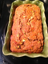 Healthiest Zucchini Carrot Bread :: Eat Your Veggies