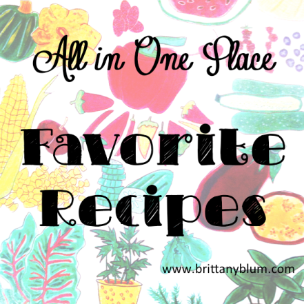 All in one place :: Recipe Binder Organized