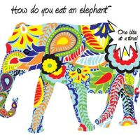 Success :: How do you eat an elephant?