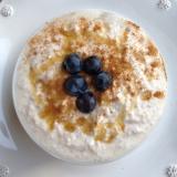Homemade Almond yogurt :: ProbioticTreat